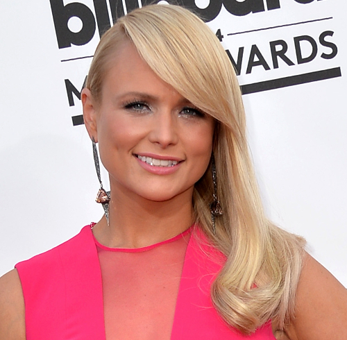 Miranda Lambert Hair And Makeup Billboard Awards 2014