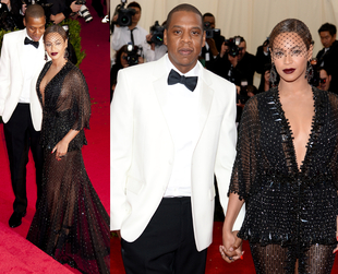 The Annual Costume Institute Gala was a true fashion extravaganza in 2014. See the most fashionable celebrity couples who made the best dressed list this year.