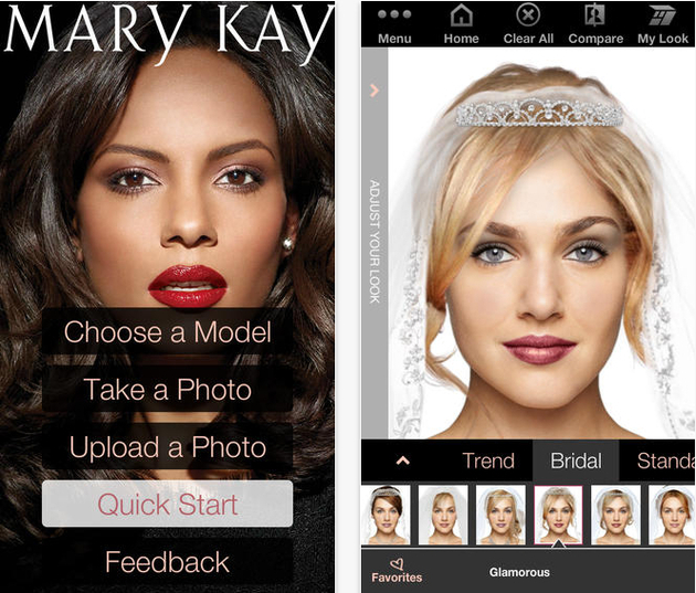 Mary Kay Makeovers Pictures Mary Kay Makeover App