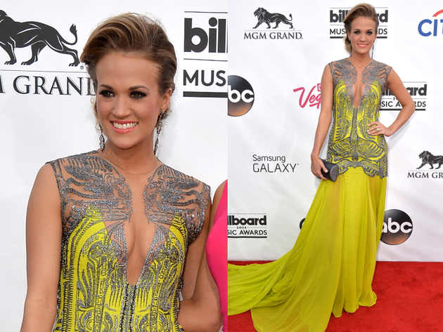 Carrie Underwood Billboard Awards 2014 Dress