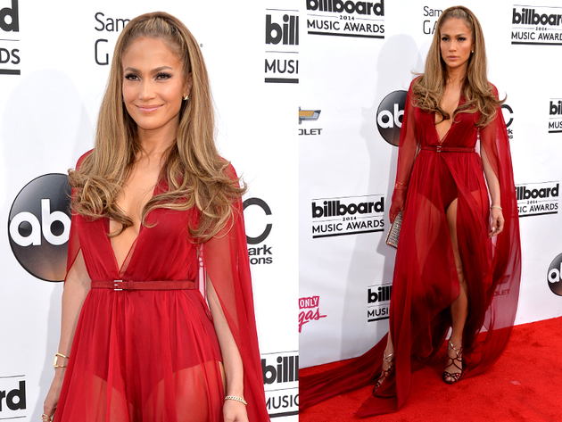 Jennifer Lopez Billboard Awards 2014 Dress