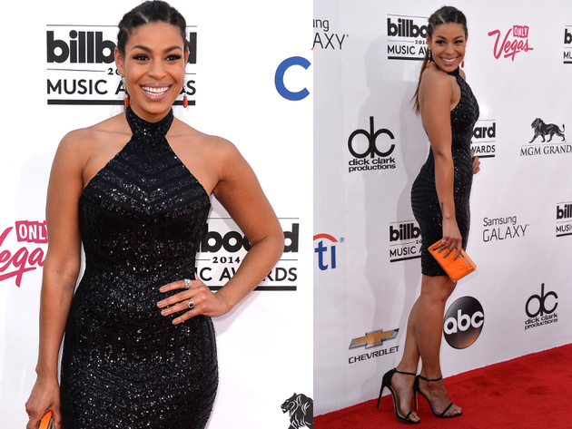 Jordin Sparks Billboard Awards 2014 Dress