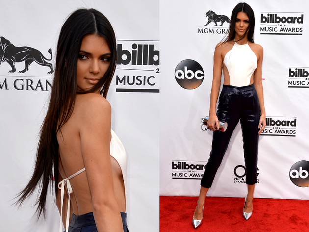 Kendall Jenner Billboard Awards 2014 Dress
