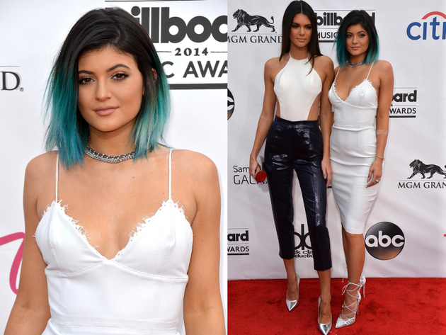 Kylie Jenner Billboard Awards 2014 Dress