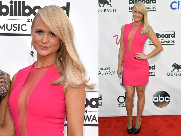 Miranda Lambert Billboard Awards 2014 Dress