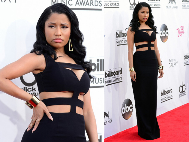 Nicki Minaj Billboard Awards 2014 Dress