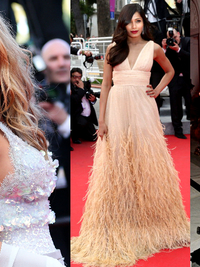 Cannes 2014 Red Carpet: Best Dressed Celebrities