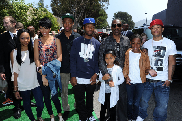 Eddie Murphy 8 Children