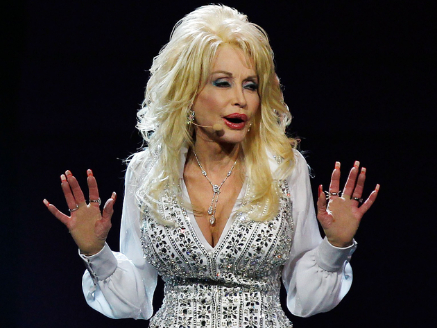 Dolly Parton Breast Insurance