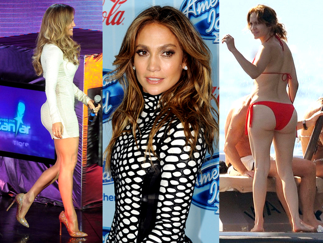 Jennifer Lopez Butt Insurance