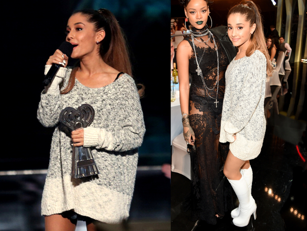 Ariana Grande I Heart Radio Music Awards 2014