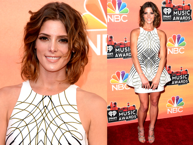 Ashley Greene I Heart Radio Music Awards 2014