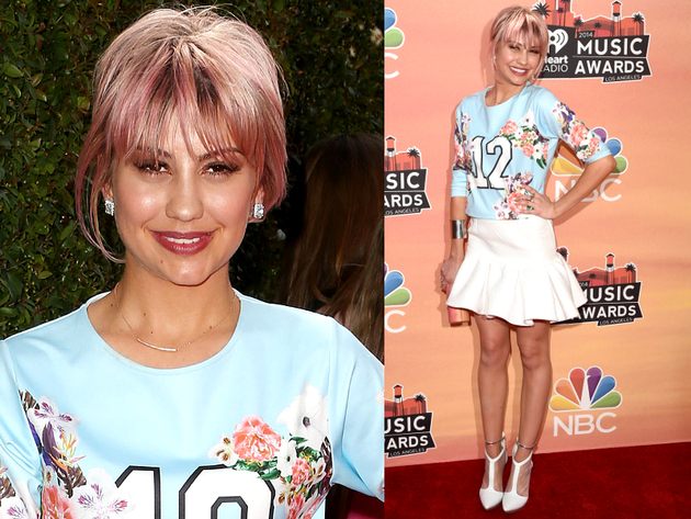 Chelsea Kane I Heart Radio Music Awards 2014