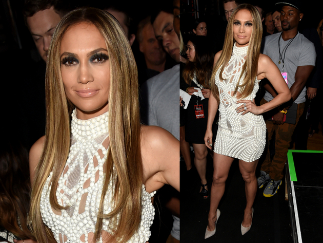 Jennifer Lopez I Heart Radio Music Awards 2014