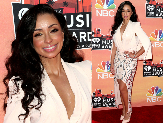 Mya I Heart Radio Music Awards 2014