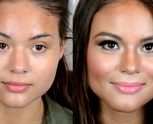 Learn the proper techniques to contour and highlight your face so that you can give your facial features great dimension and definition!