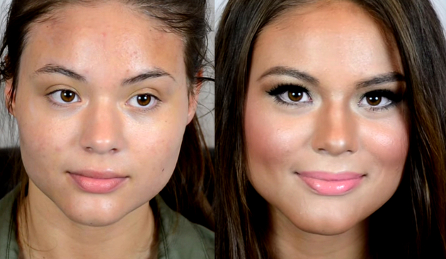 contouring makeup highlighting makeup tips