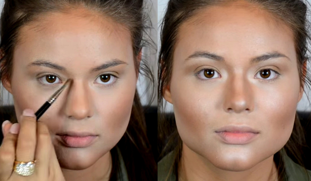 How To Set Face Contour
