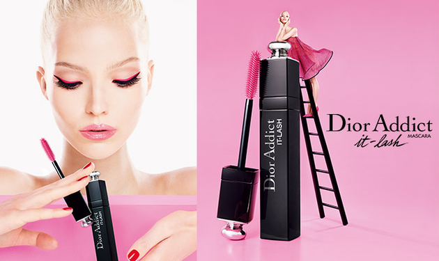 Dior Addict It-Lash Mascaras and Liners