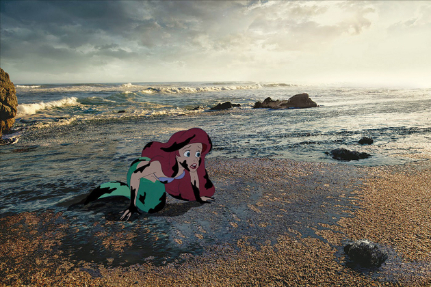 Ariel Disney Unhappily Ever After