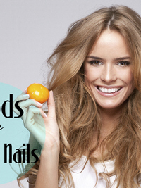 Eat Your Way to Healthy Hair and Nails