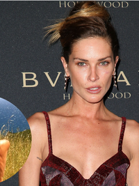 Erin Wasson's Shockingly Thin Frame Causes Controversy