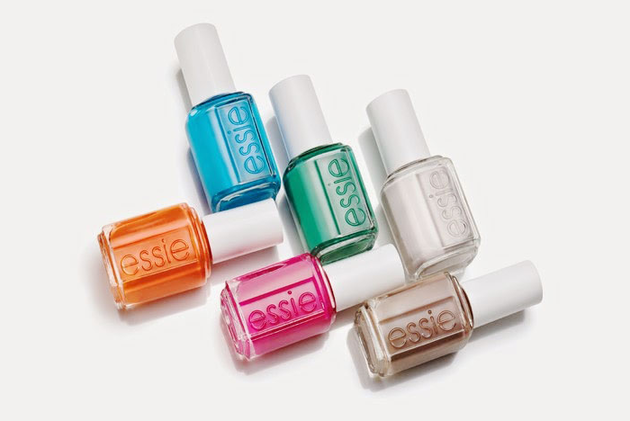Essie Summer 2014 Nail Polishes