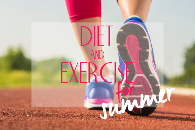 Give Your Diet and Exercise Routine a Summer Makeover