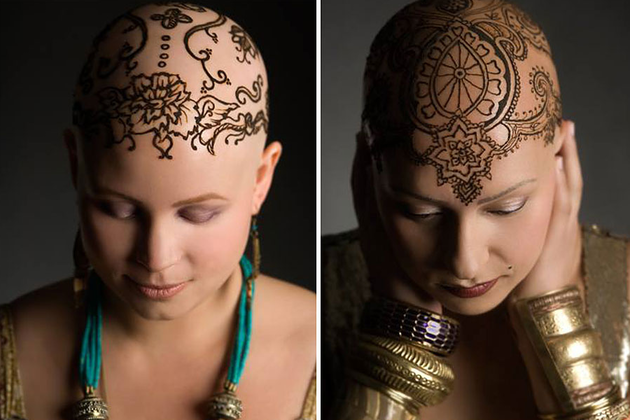 Henna Crown Designs