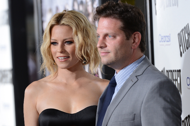 Elizabeth Banks And Max Handleman