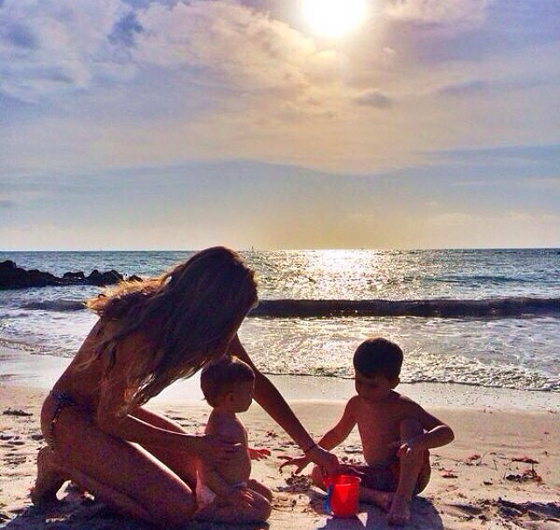 Gisele Bundchen Mother's Day