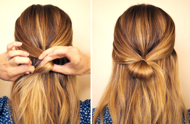 Styling Hair Bow