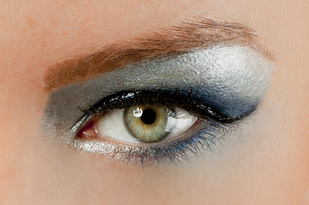 Frosty Eyeshadow Makes You Look Old