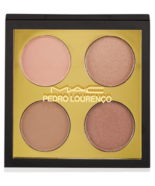 Mac Pedro Lourenco Nude Eyeshadow Quad
