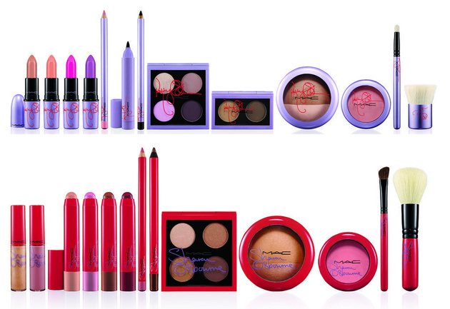 Mac Osbournes Makeup Collections