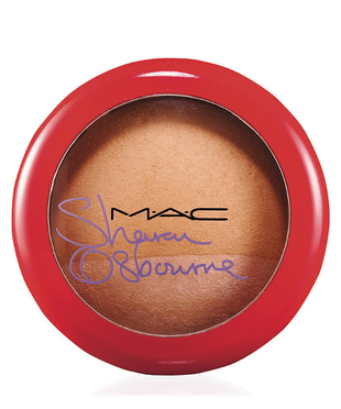 Mac Sharon Osbourne Skinfinish Duo
