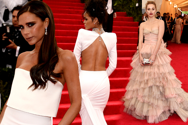Met Gala 2014 Best Dressed Celebrities