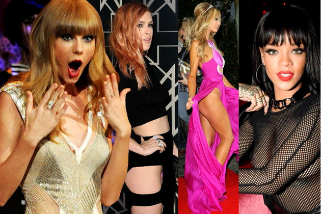 Most Embarrassing Celebrity Wardrobe Malfunctions