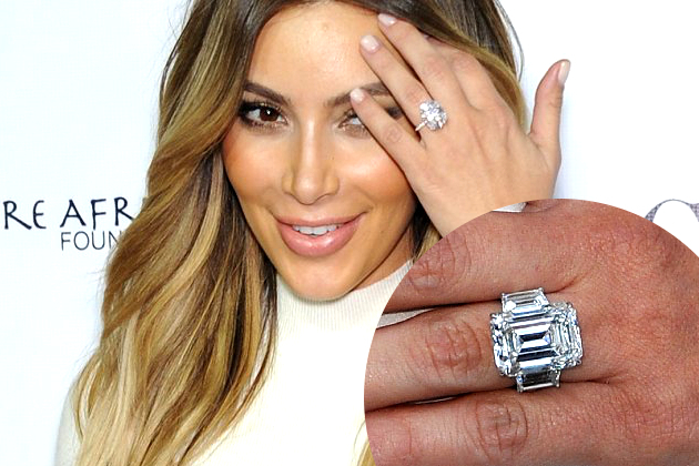 Most Expensive Celebrity Engagement Rings