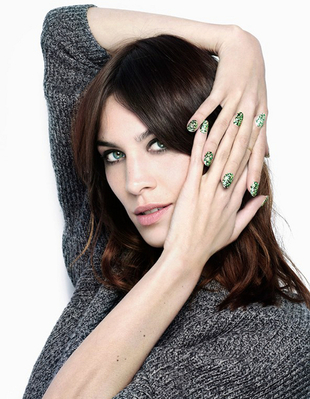 Alexa Chung Nails Inc Nail Polish 2