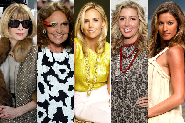 The World's Most Powerful Women 2014 Fashion Edition