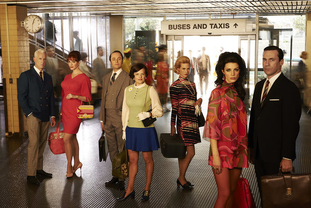 Mad Men Costume Design Behind The Scenes