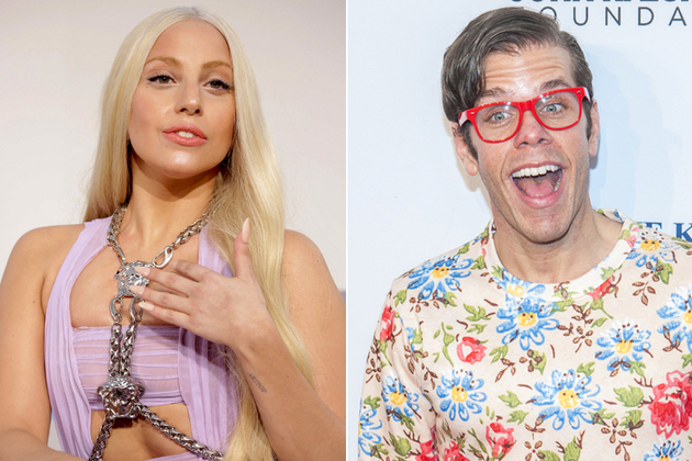 Lady Gaga And Perez Hilton Fight