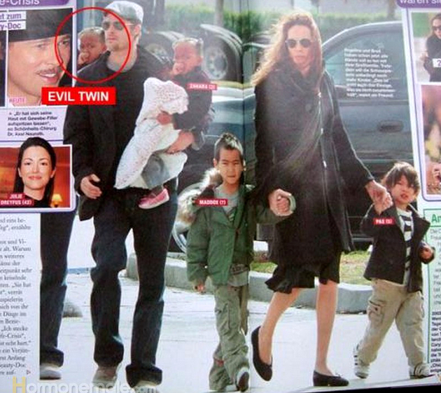 Brangelina Photoshop Fail