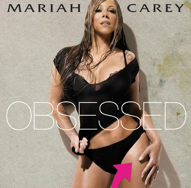 Mariah Carey Photoshop Fail