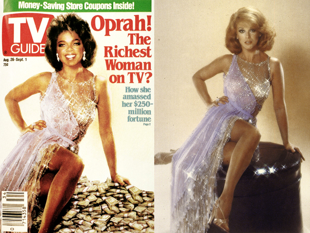 Oprah Photoshop Fail