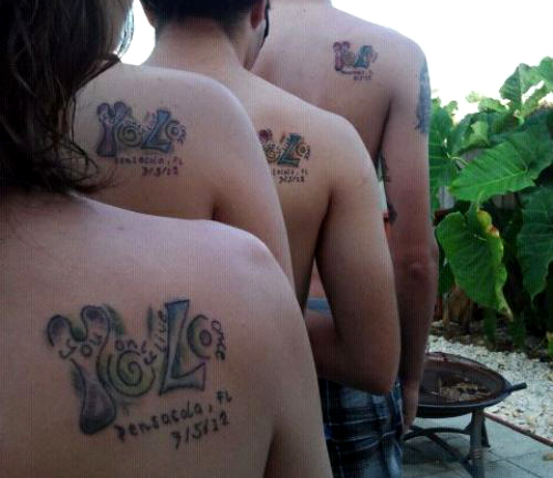 Stupid Yolo Group Tattoos