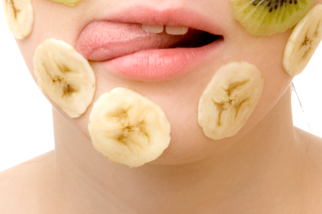 Banana In Facial Scrub Recipes