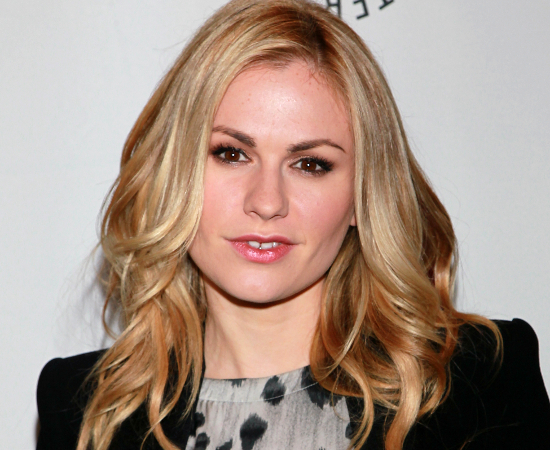 Anna Paquin Close Set Eyes