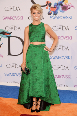 Beth Behrs 2014 Cfda Awards